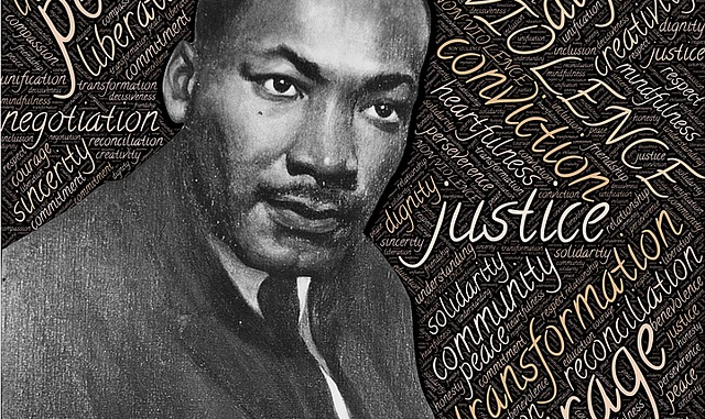 Use Time - The Leslie Link - Martin Luther King Jr.