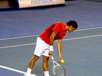 Roger Federer - The Leslie Link