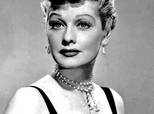 Lucille Ball - Love Yourself First - The Leslie Link