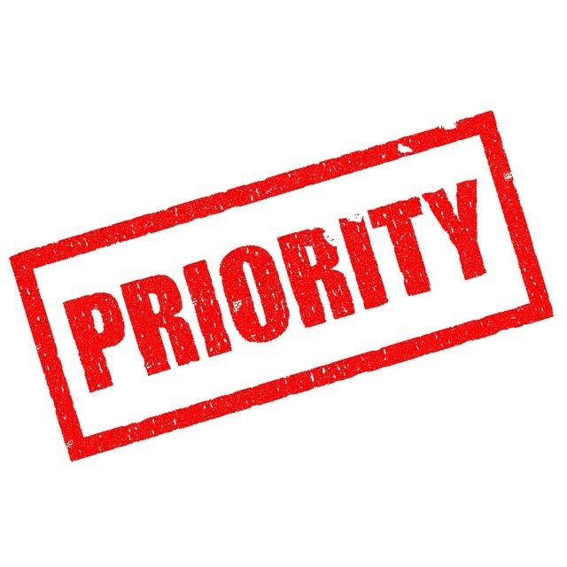 Priority - Achieve Your Goals