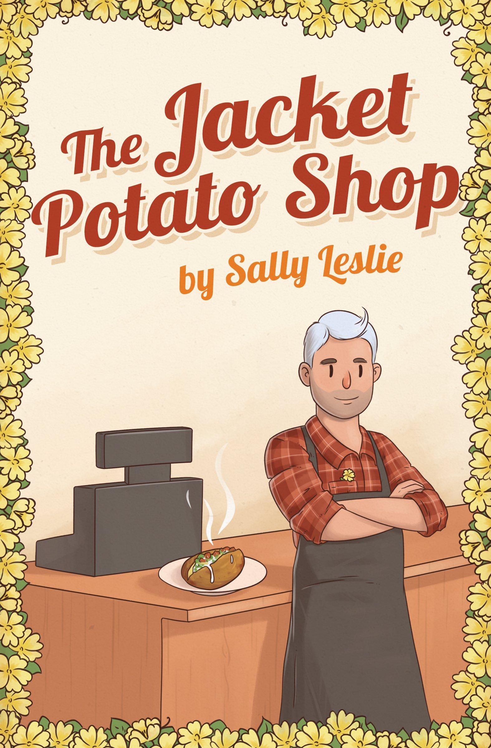 Motivational ebook Free -The Jacket Potato Shop