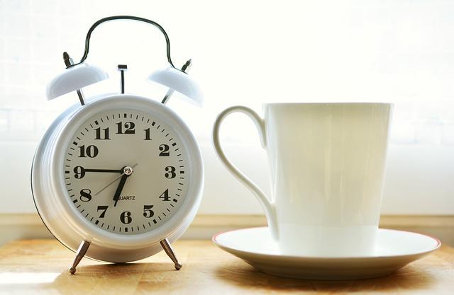 Set Your Alarm Clock - The Leslie Link