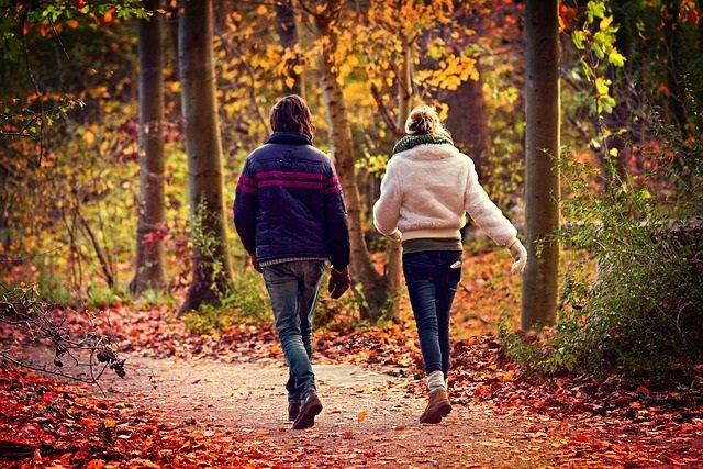Walking Together - The Leslie Link