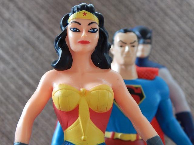 Confidence Of A Superhero