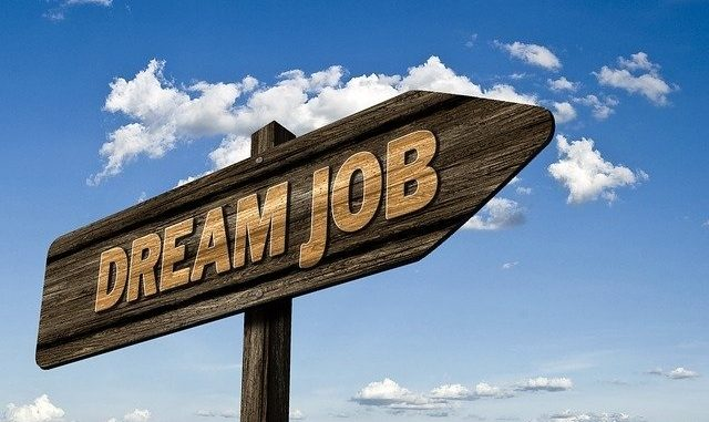 Dream Job The Leslie Link