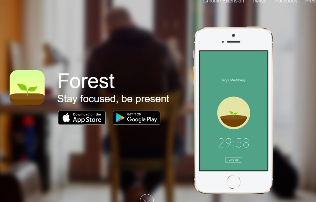 Forest - Best Time Management Apps