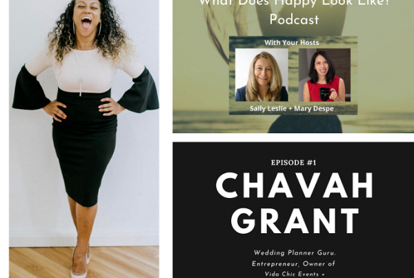 What Does Happy Look Like - Chavah Grant