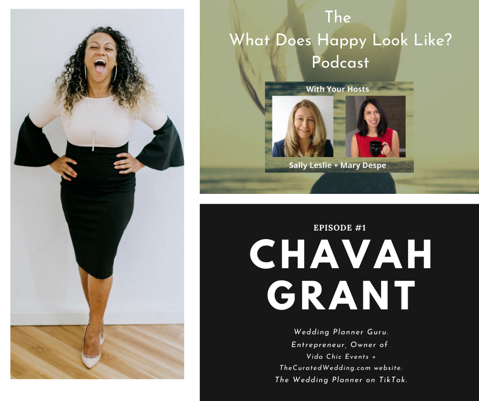 The What Does Happy Look Like? Podcast – Episode 1