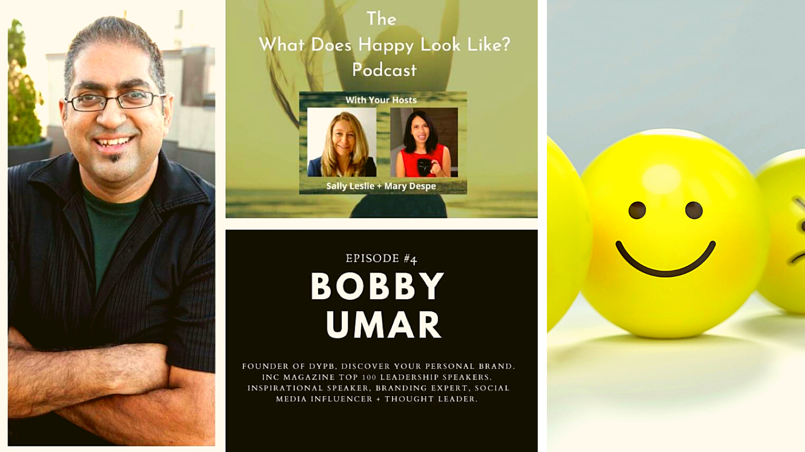 The What Does Happy Look Like? Podcast – Episode 4 – Leadership