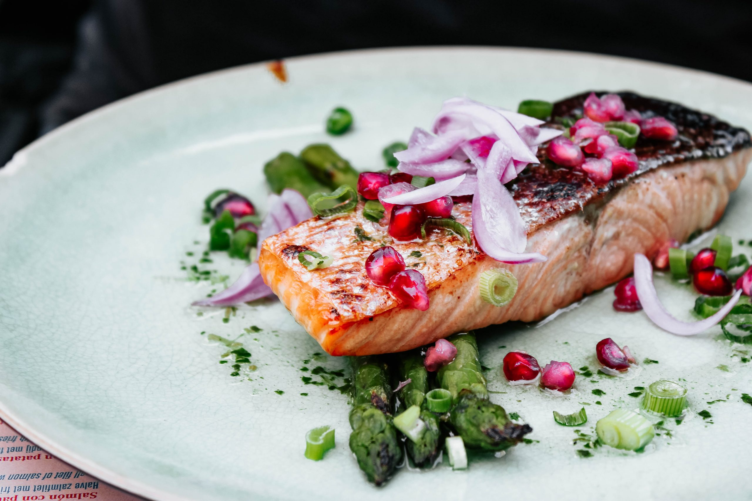 Use Salmon To Lift Your Mood